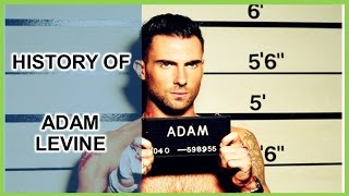 HISTORY OF ADAM LEVINE