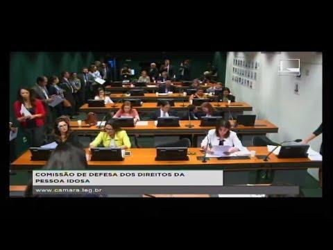 DEFESA DOS DIREITOS DA PESSOA IDOSA - Reunião Deliberativa - 09/05/2018 - 14:33