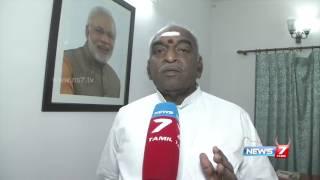 Centre in favour of Jallikattu , Thanks to Modi : Pon Radhakrishnan