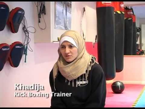 Sporting Sisters: Stories of Muslim Women in Sport