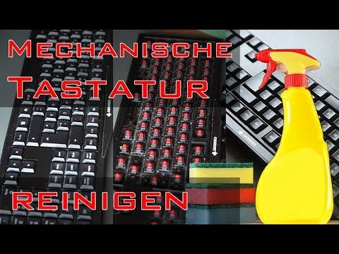 [How to] Mechanische Tastatur reinigen