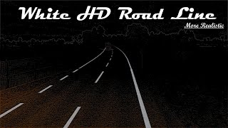 """???? White HD Road Line Mod for  Ets2 ????   This mod is  comfortable 1.31  to 1.40       ???? Features 1.0 :  -  New Road Line  textures  -  More Realitic   -  When Night Drive Road Line Lighting  -  Get Night Drive Realistic Feel    ???? Author: Salauddin Mridha Support Me, MY Youtube Channel   Added """"5 Color """" Road Narrow Mod Link is Here  ------------------------------------------------------------------------------------------------------------------------------------------              ???? Mod Install Setup ????  Step 1 : Extract rar File   Step 2 : Copy This """"White HD Road Line.zip"""" & Paste Documents ETS2 MOD Folder ------------------------------------------------------------------------------------------------------------------------------------------ ???? Related Mod :   ???? Yellow  HD Road Line ????  https://modsbase.com/tunerikgs01o/Yellow_HD_Road_Line.rar  ???? Green HD Road Line ???? https://modsbase.com/woxj6g41a52d/Green__HD_Road_Line.rar  ???? Cycan HD Road Line ???? https://modsbase.com/gzxujcwm5cdx/Cycan_HD_Road_Line.rar  ???? Blue HD Road Line ????  https://modsbase.com/sjzezltjr4wi/Blue_HD_Road_Line.rar ------------------------------------------------------------------------------------------------------------------------------------------ ???? White HD Road Line ????  Link : https://modsbase.com/fr7tzisw4ils/White_HD_Road_Line.rar  Join FB Group More Games https://facebook.com/groups/1832674603510793/"""