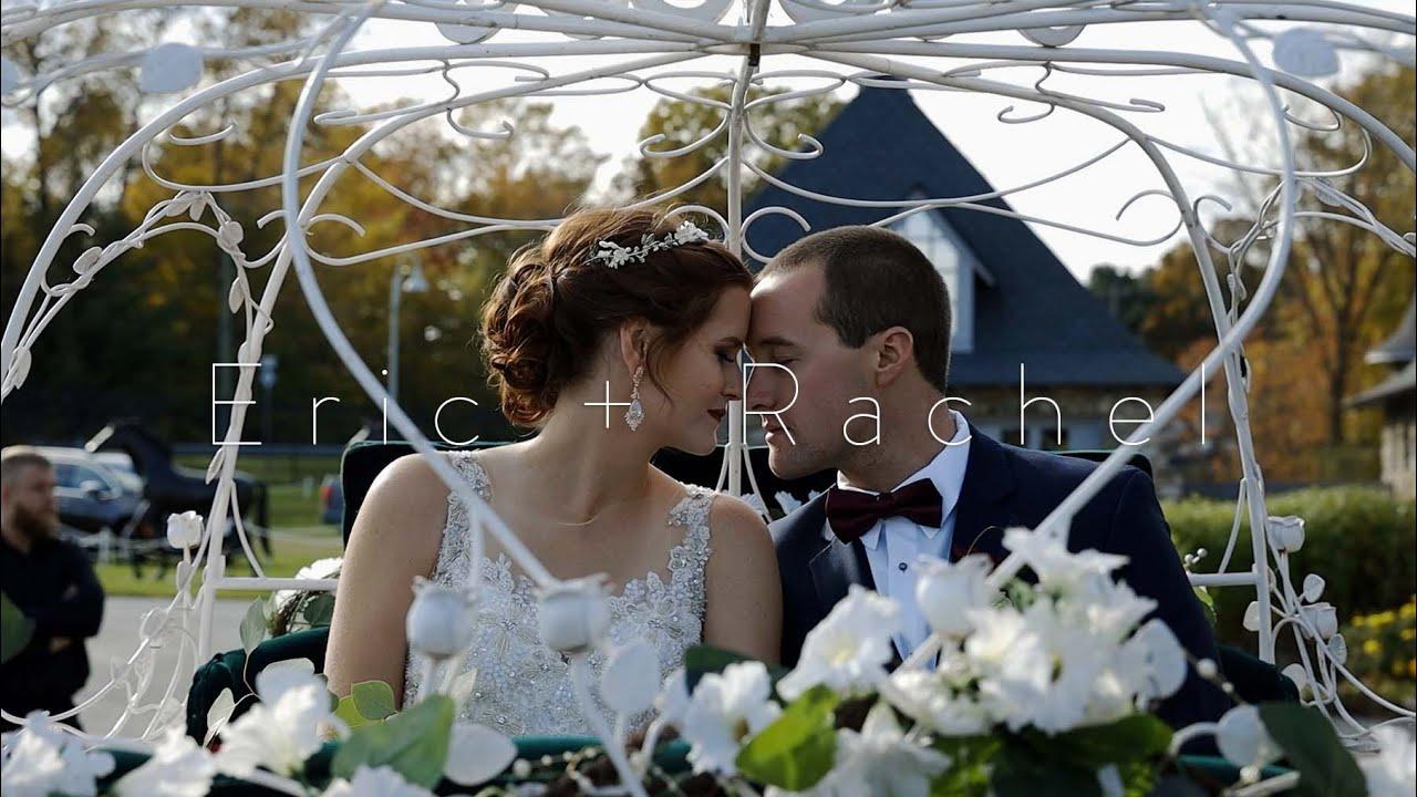 Getting Married in a CASTLE! | Eric & Rachel | Wedding Film
