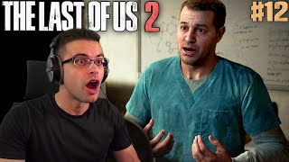 Joel kills the ONLY Doctor that could've saved EVERYONE - The Last of Us 2 (Part 12)