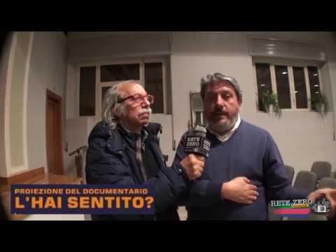 GIOVANNI DE GASPERIS - INGEGNERE INFORMATICO - PROIEZIONE DEL DOCUMENTARIO