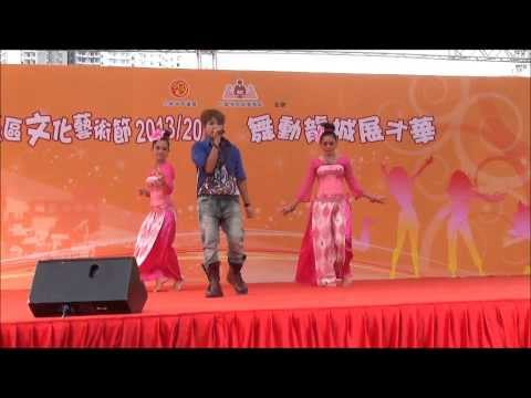 Esteler At The Event Kowloon City Culture and Art Festival 2013/2014