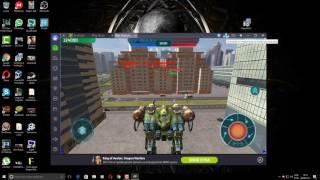 Como jogar War Robots no PC 2017