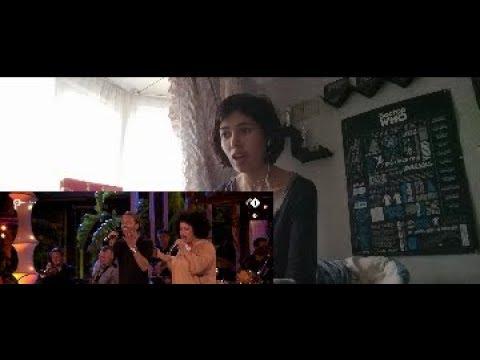 REACTION: Tania Kross & Tommie Christiaan - Barcelona | Beste Zangers