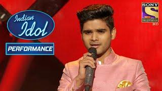 Salman ने 'Laal Ishq' पे दिया एक बढ़िया Performance! | Indian Idol Season 10
