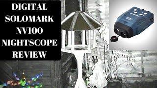 SOLOMARK Digital Night Vision Monocular REVIEW