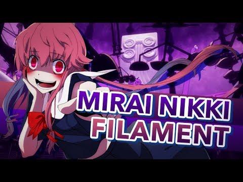 [NanoKarrin]  Mirai Nikki ED2 - Filament (Link w opisie!)『POLISH』
