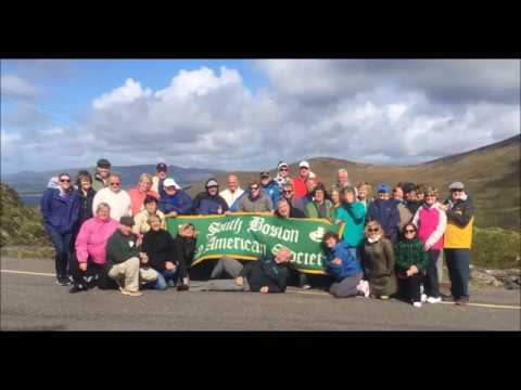 Brack Tours | South Boston Irish American Society - Tour of Ireland