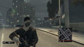GTA IV: Watch Dogs Mod