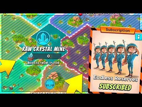 Boom Beach Tribe Reset Cycle, Endless Reserves and Bugs!! Update Talk!