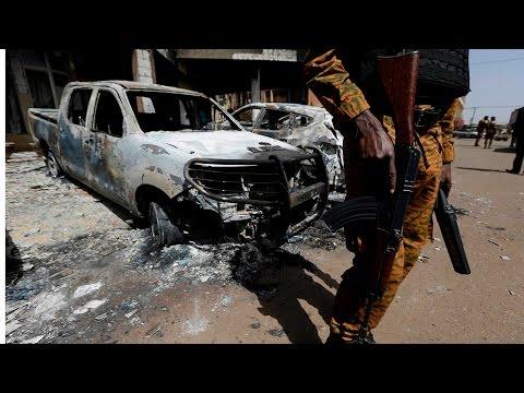 Burkina Faso capital remains on edge