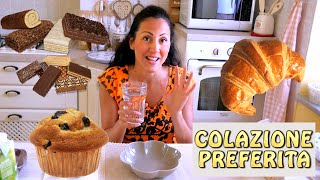 COLAZIONE PREFERITA che SAZIA ma NON FA INGRASSARE !!! - Healthy Breakfast Ideas