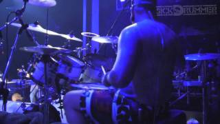 Black Dahlia Murder - Shannon Lucas - Summer Slaughter - Moonlight Equilibrium 7/23/2011