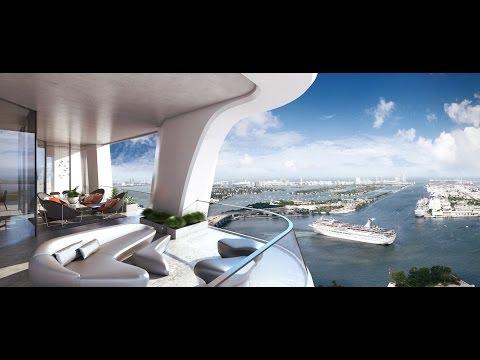 1000 Museum Miami Condo by Zaha Hadid