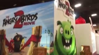 Simpsons, Angry Birds,TY, Power Rangers, Emoji&#39s,  International Licensing Expo 2018