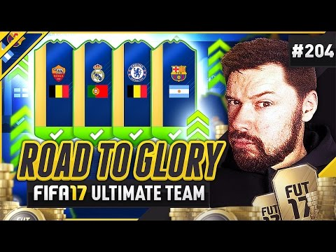 TOTS INVESTING! - #FIFA17 Road to Glory! #204 ultimate team