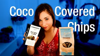 Are Chocolate Covered Potato Chips any Good?