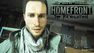 Homefront The Revolution - The Voice of Freedom DLC - Gameplay Walkthrough Part 1 No Commentary