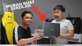 Laptop BPJS 4 Jutaan yang Murah dan PAS Banget buat Anak Sekolah..  