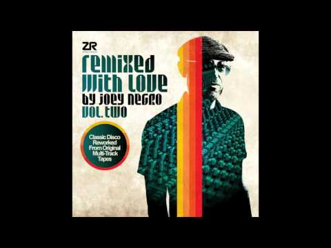 Cheryl Lynn - You Saved My Day (Joey Negro Tell The World Mix)