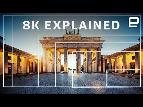 8K Explained at IFA 2018