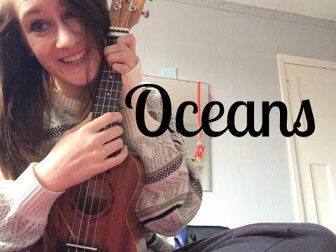 Oceans (Where Feet My Fail) - Hillsong (Ukulele Cover)