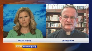 Impact Of The Abraham Accord On Christians In The West Bank Region   EWTN News Nightly
