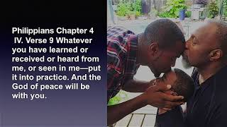 Philippians Chapter 4 | Teaching Through the Bible with Dr. Kenneth Sullivan