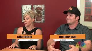 Gigi Edgley and Jed Luczynski @ Dragon Con 2017 [dragoncontv]