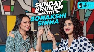 Sunday Brunch With Sonakshi Sinha X Kamiya Jani  Curly Tales