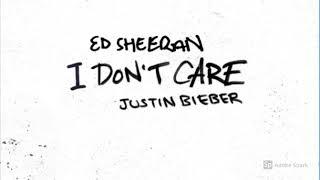 Baixar Ed Sheeran & Justin Bieber – I Don't Care – Single