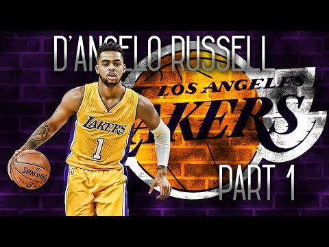 D'Angelo Russell Official 2016-2017 Season Highlights PART 1 // 15.6 PPG, 4.8 APG, 3.5 RPG