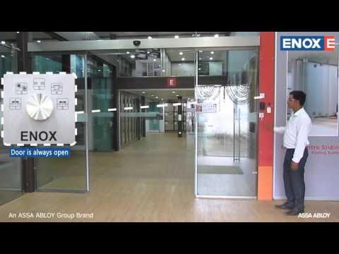 ENOX AUTOMATIC SENSOR DOOR