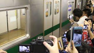 【東京メトロ】緊急停止放送あり~6000系ラストラン、北千住→綾瀬【ノーカット】