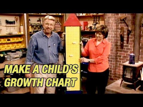 Make a Child's Growth Chart