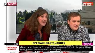 Une députée LREM ignore le montant du SMIC et provoque la colère d'un Gilet jaune sur CNews