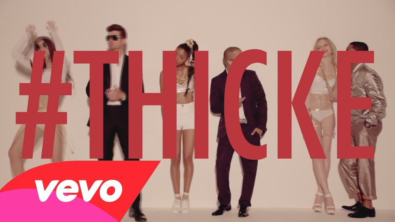 Robin Thicke - Blurred Lines (Clean) ft. T.I., Pharrell - YouTube