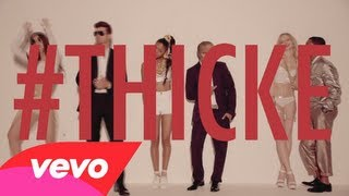 Robin Thicke Blurred Lines Clean Ft T I Pharrell