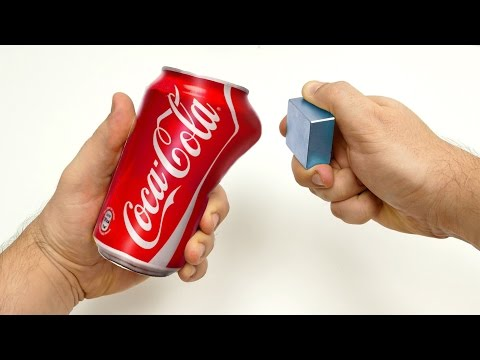 Thumbnail: 6 Amazing Lifehacks with Magnets (Experiment At Home)