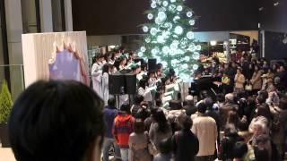 金城学院中学校・高等学校 クリスマスコンサート2012
