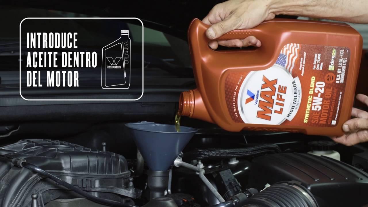 Cómo cambiar el aceite en un Jeep Grand Cherokee - YouTube