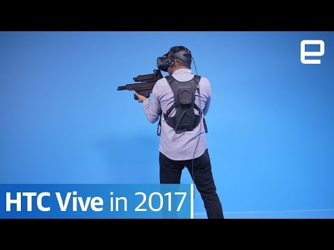 Generate HTC Vive in 2017: Hands-On Screenshots