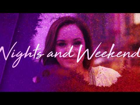"""hayley-orrantia---""""nights-and-weekends""""-(official-lyric-video)"""