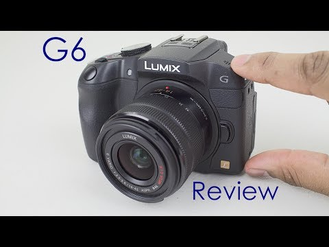Panasonic G6 Review | with Video Test