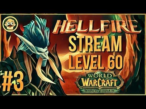 Burning Crusade - Hellfire TBC Chill Hunter Leveling ...