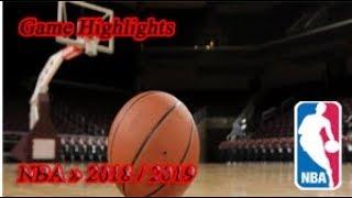 Denver Nuggets vs Chicago Bulls - 17.01. Game Highlights - NBA - SEASON 2018-19